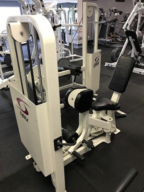 adductor fitness equipment at powerflex gym in albuquerque nm