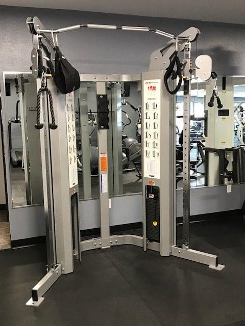 functional training equipment at albuquerque nm gym
