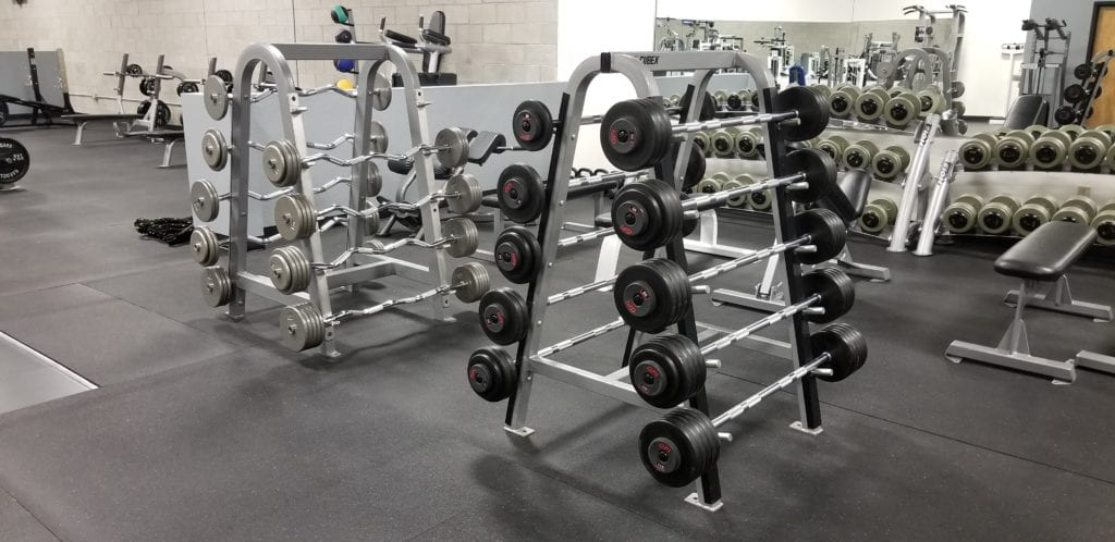 Barbell Area